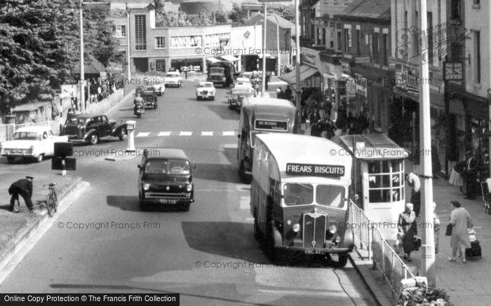 Photo of Cannock, Frears Biscuits Van c.1960
