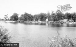 Cannock, Gailey Pool c.1965