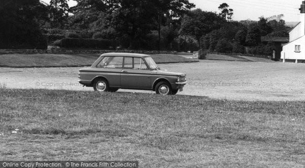 Photo of Cannock, Hillman Imp c.1965