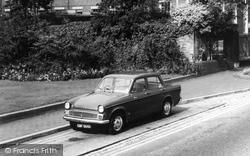 Cannock, Hillman Minx Car c.1965