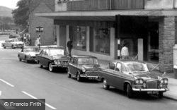 Cannock, Humber Sceptre c.1965