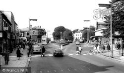 Cannock, Market Place c.1965