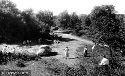 Cannock, Shoal Hill c.1960