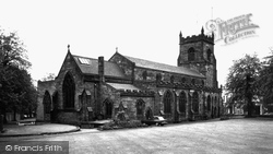 Cannock, St Luke's Church c.1965