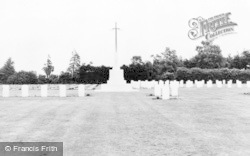 Cannock, The Chase Memorial c.1965