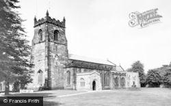 Cannock, The Church c.1960
