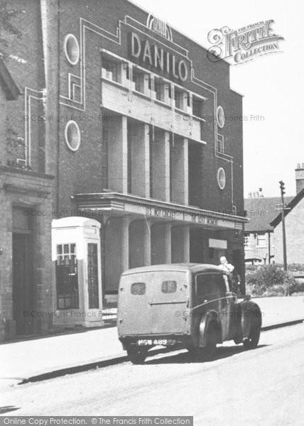 Photo of Cannock, The Danilo Cinema, High Green c.1955