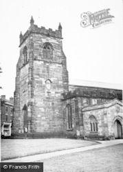 Cannock, The Parish Church c.1965
