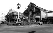 Cannock, Town Centre c1965