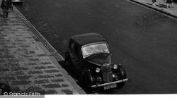 Cannock, Vauxhall Ten c.1955