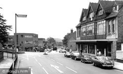 Cannock, Walsall Road c.1965