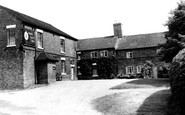 Cannock Wood, Park Gate Inn c1955