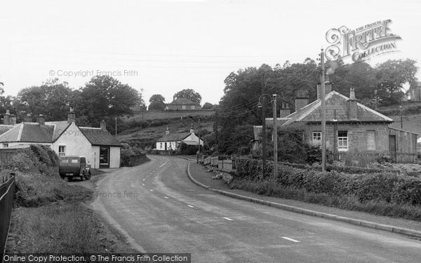 Photo of Canonbie, Bowholm c.1955