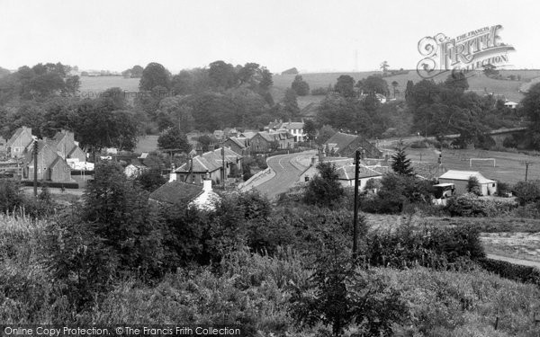 Photo of Canonbie, Bowholm c.1965
