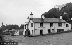 Cross Keys Hotel c.1955, Canonbie