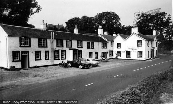 Photo of Canonbie, Cross Keys Hotel c.1965