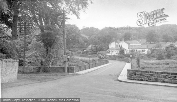 Photo of Canonbie, Forge c.1955