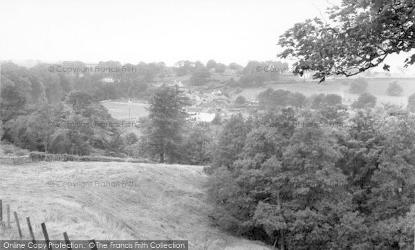 Photo of Canonbie, From Jock's Hill c.1965