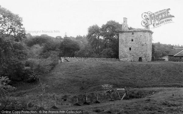 Photo of Canonbie, Gilnockie Tower c.1965