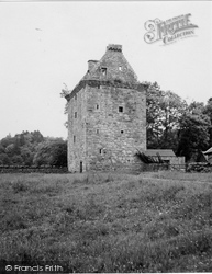Gilnockie Tower, Hollows 1951, Canonbie