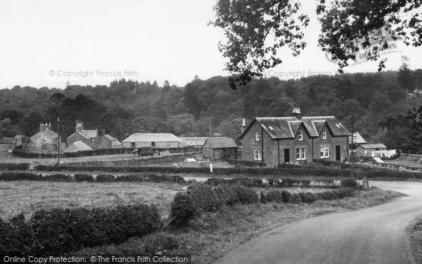 Photo of Canonbie, Hollows c.1965