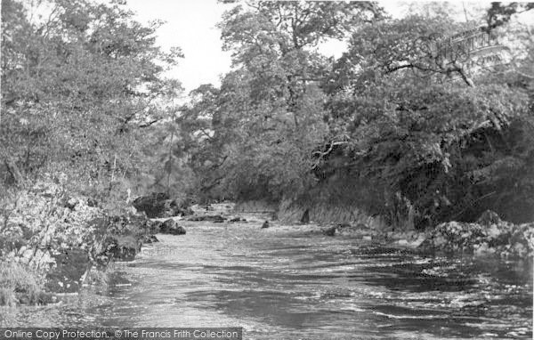 Photo of Canonbie, Penton Linns c.1955