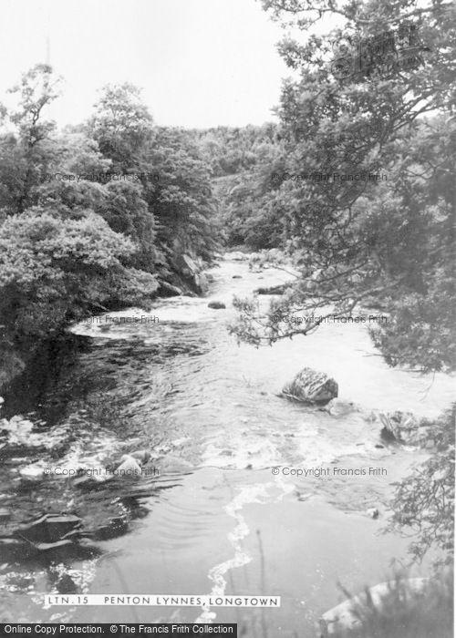 Photo of Canonbie, Penton Linns c.1965