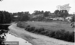 Playing Fields And Hall c.1965, Canonbie