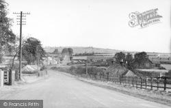 Canonbie, Rowanburn c.1955