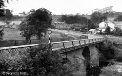 The Bridge c.1965, Canonbie