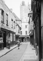 Canterbury, 1954