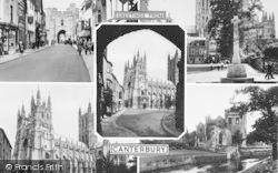 Canterbury, Composite c.1955