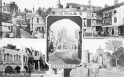 Canterbury, Composite c.1960