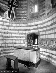 Canterbury, Kent War Memorial Chapel 1924