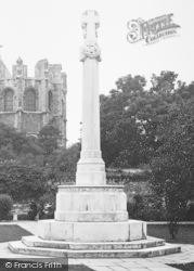 Canterbury, The Kent War Memorial 1924