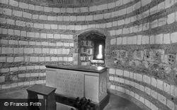Canterbury, The Kent War Memorial Chapel 1924