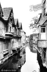 The Weavers' House 1921, Canterbury