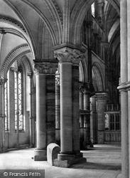 Trinity Chapel, South c.1862, Canterbury