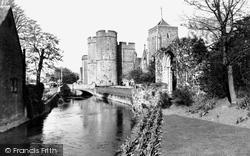 Westgate Gardens c.1955, Canterbury
