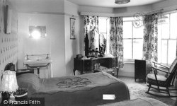 Red House Hotel, Bedroom c.1965, Cantley