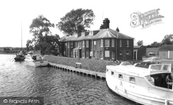 Red House Hotel c.1965, Cantley