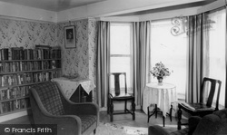 The Tv Lounge, Red House Hotel c.1965, Cantley
