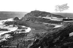 Cape Cornwall, 1908