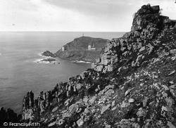 Cape Cornwall, c.1870