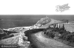 Cape Cornwall, c.1950
