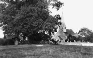 Capel, Church Of St John The Baptist From The Meadows 1908
