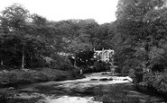 Example photo of Capel Curig
