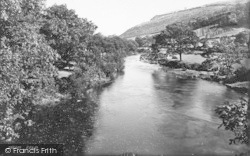Capel Curig, View From Tyhyll Bridge 1891