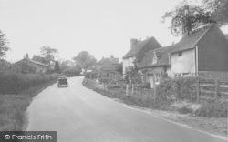 Capel, Entrance To Village 1924
