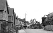 Capel, Main Road c.1955